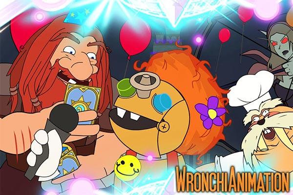 Wronchi Animation